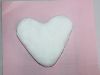 ハート型石鹸.JPG